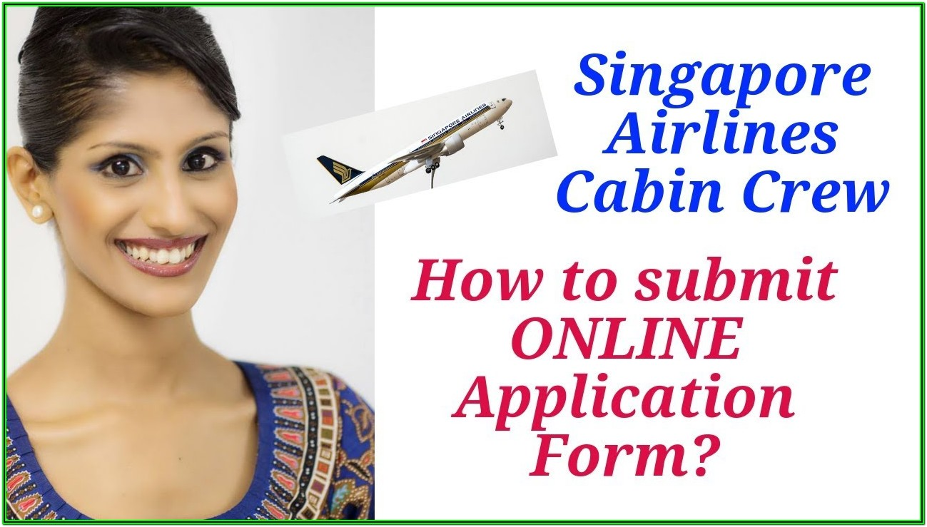 Flight Attendant Application Form