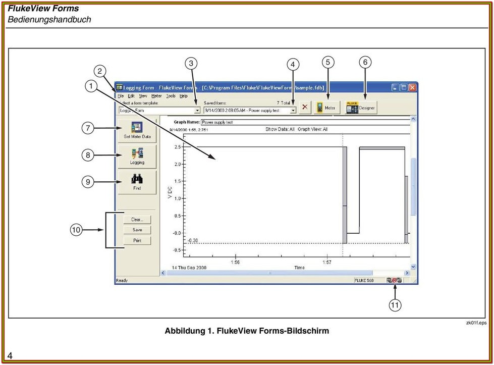Flukeview Forms Software Download