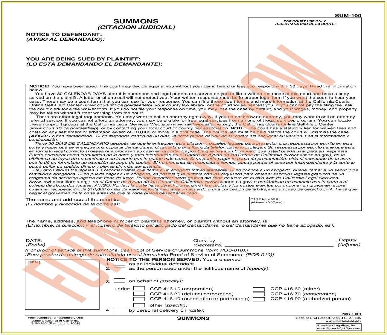 How To Fill Out Probate Forms In New York
