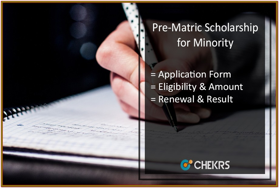 Minority Scholarship Application Form Last Date