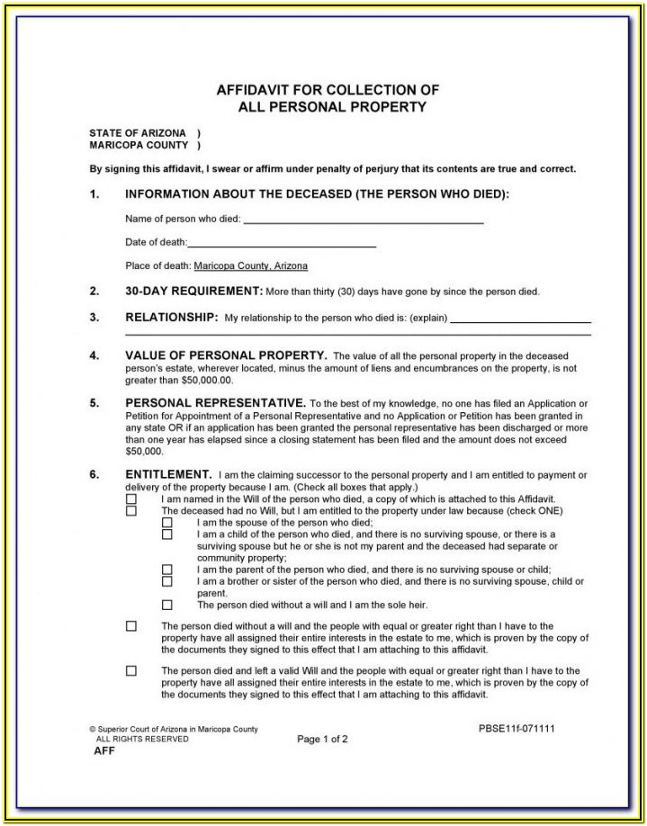 Probate 13100 Form California