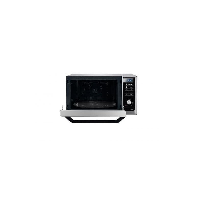 samsung convection microwave oven with slim fry mc32f604tct