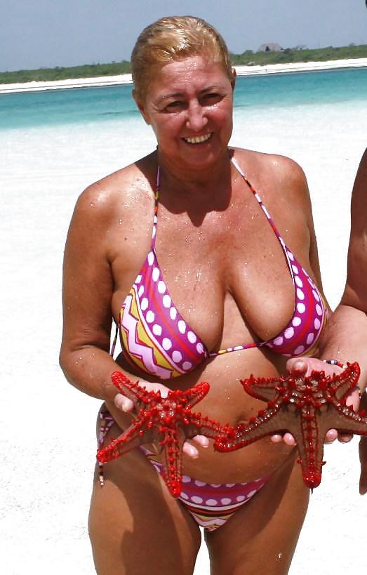 Tumblr mature bikini Brigitewear customer