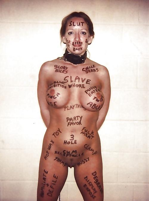 degraded slave tumblr