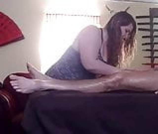 Cant Resist Sucking Cock At Massage