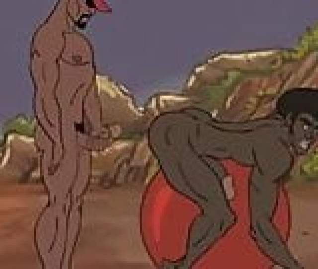 Black Gay Cartoon