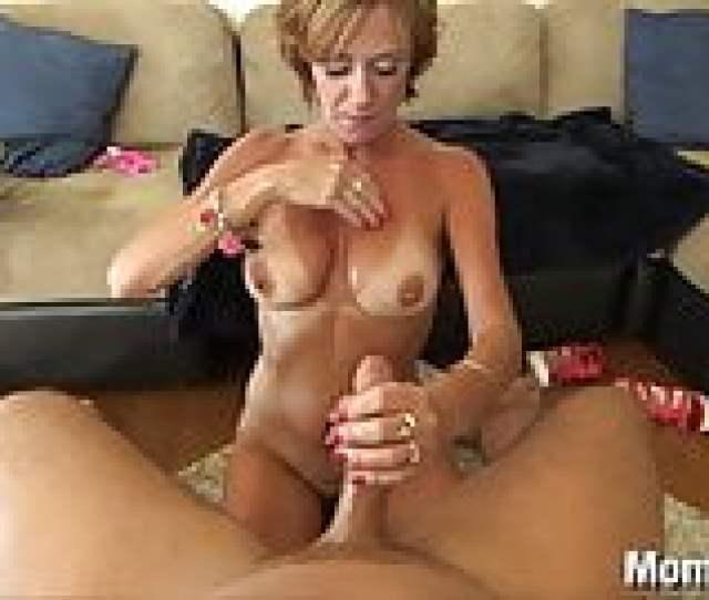 Year Old Big Tits Cougar Takes Facial
