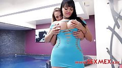 Gaby Garcia And Eva Davai Have Sex Www Sexmex Xxx