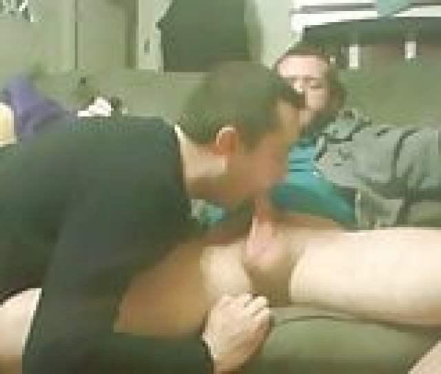Craigslist Slut Swallows Cum On Couch