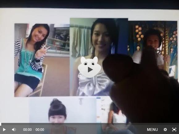 carina ragazza asiatica omaggio 3