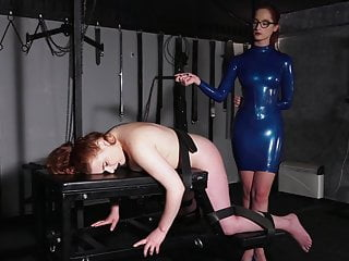 Lesbian Mistress – Spanking and Whipping