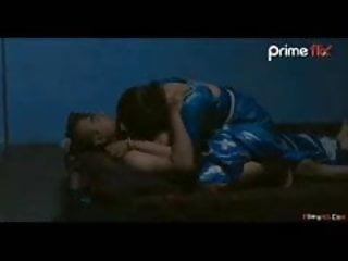 Bhabhi aur bhai ko intercourse krte huye dekha ladki ne