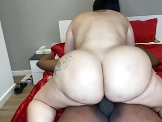 large booty bbc