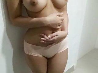 Desi beautiful GF topless