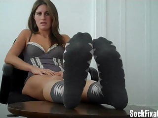 I'll allow you to peel off my pungent socks