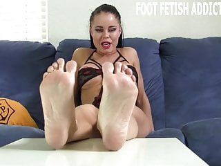 I came upon about your little foot fetish