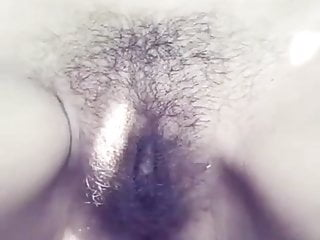 Desi slut with bushy box performed on out of doors (unseen)