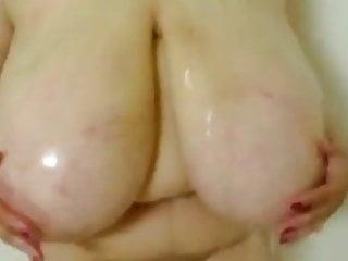 Colossal Redbone 42J Macromastia Titties