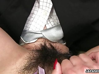 Randy Asian hottie fetches her hole licked out high-quality