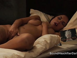 Beautiful And Busty Maid Uses Her Dreams To Masturbate