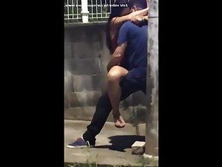 hidden cam couple intercourse casal fudeno na rua 6