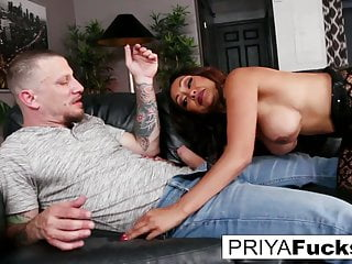 Priya makes her cumback together with her 1st onscreen shaft in 6