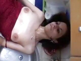 beurette french arabian whore,interracial ,ass