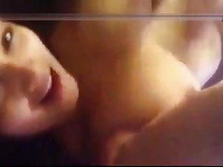 my gf Immense boob Burma desi slut displays