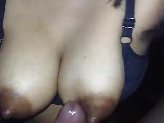 indian Full grown Tits Hot Sweltering Tits & handjob