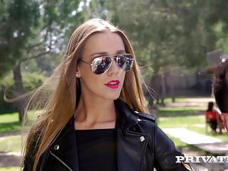 Personal.com – DP'd Sexy girl Anna Polina Obtains 2 Masses Of Heat Cum