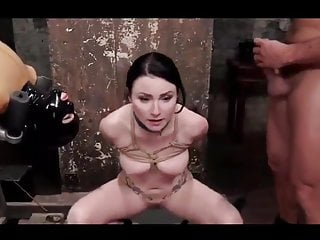 bdsm tough intercourse – submissive whore loves her intense trainin