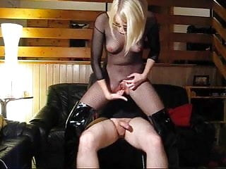 blind, sure and helpless fucked by bitch