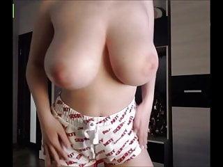Incredible Big Natural Breasts