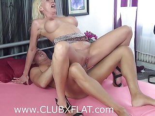 CLUBXFLAT- in need of sex sexy milf fucked the pierced slit