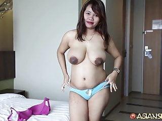 Malaysian Pregnant Pancake Areolas!!!!