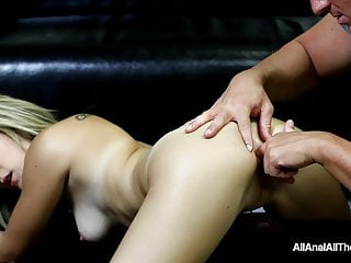 uper Tiny Taylor Dare Takes A Royal Fucking In The Ass!