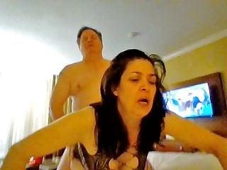 Erotic latina old woman Gabriella Vega provides ass intercourse