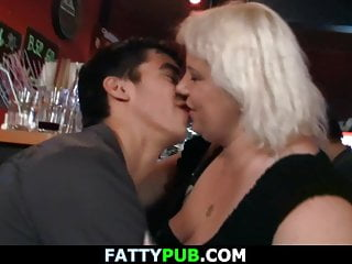Full grown knockers chubby get together