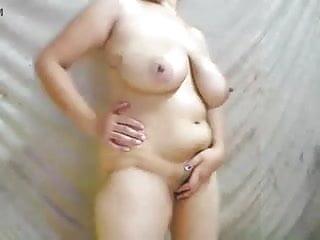 Aunty Huge tits