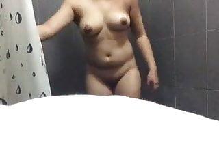 EX-PINAY girlfriend SHOWER 2