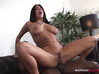 Great pure tit french whore Anissa Kate Scores her ass drilled