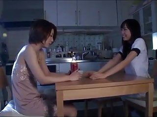 Slutty Horny Depraved Lesbian School Sex in Japan