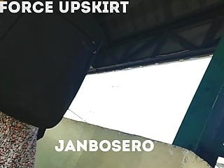 FORCE UPSKIRT PINAS EDITION