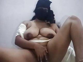 Desi Mallu lover Shabana half 1