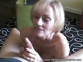 Fetish Granny Kinky Play For Husband