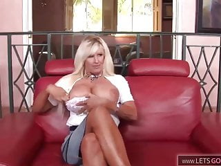 Old with huge ass and tremendous titties smashes like a Professional