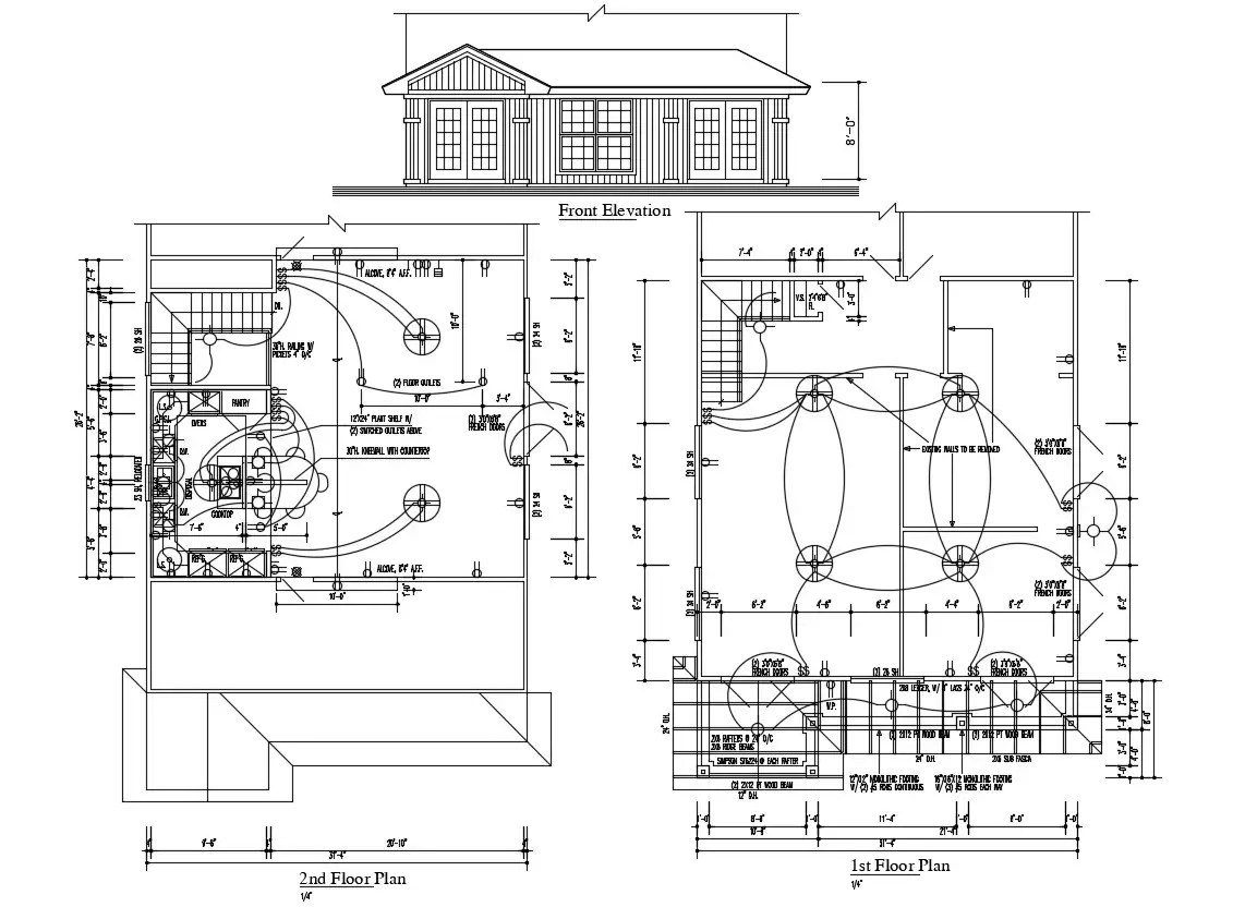Home Electrical Wiring Design Plan Download