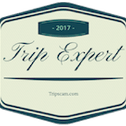 Trip Expert Award Badge 2017