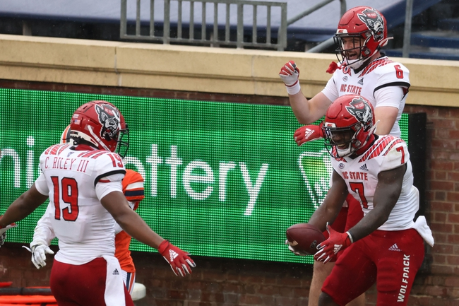 CFB Picks: NC State vs Liberty 11/21/20 College Football Picks, Odds, Predictions