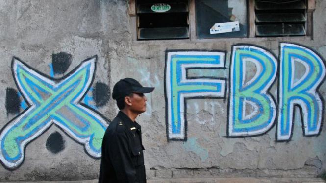 Sejarah Graffiti